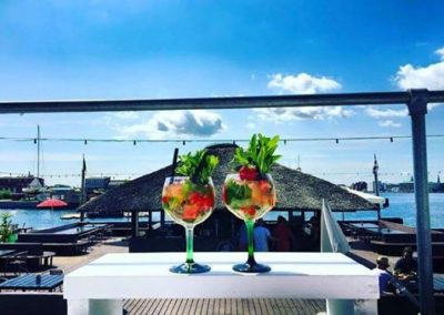 Lovely Cocktail View